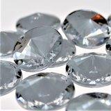 Satelite 18mm Crystal - Acryl Naaisteen_