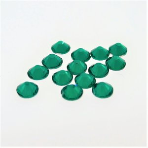 Green Zircon SS20 - Non Hotfix