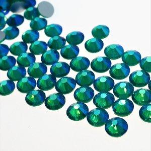Green Zircon AB SS12 - Non Hotfix