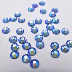 Light Sapphire AB SS12 - Non Hotfix